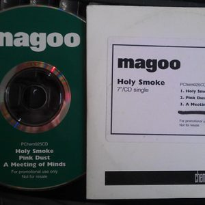 Magoo – Holy Smoke