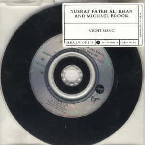 Nusrat Fateh Ali Khan & Michael Brook – Night Song