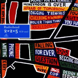 Radiohead – 2+2=5