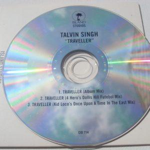 Talvin Singh – Traveller