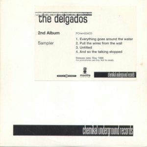 The Delgados – 2nd Album Sampler