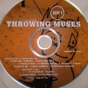 Throwing Muses – In A Doghouse