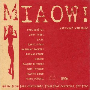 Various – Miaow! (….Cats What I Call Music)
