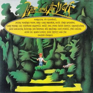 Various – Peter And The Wolf