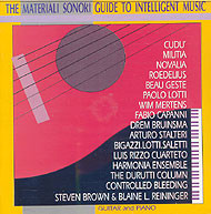 Various – The Materiali Sonori Guide To Intelligent Music