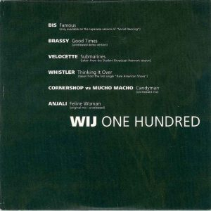 Various – WIJ One Hundred